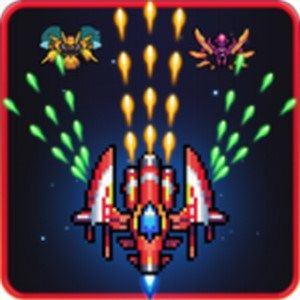 Galaxy Force - Falcon Squad 33 5 MOD APK (Hack + Unlimited) Download