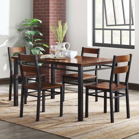 bed66f5838423ed6d159c55e20741de9 - Better Homes And Gardens Maddox 5 Piece Dining Set