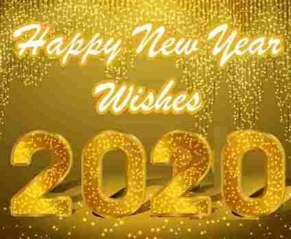 Happy New Year 2020 Ucapan Tahun Baru Selamat Tahun Baru Kutipan Tahun Baru