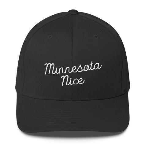 cap Minnesota Nice Flexfit...