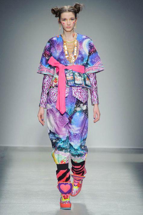 Manish Arora Fall 2014 Ready-to-Wear Fashion Show Collection