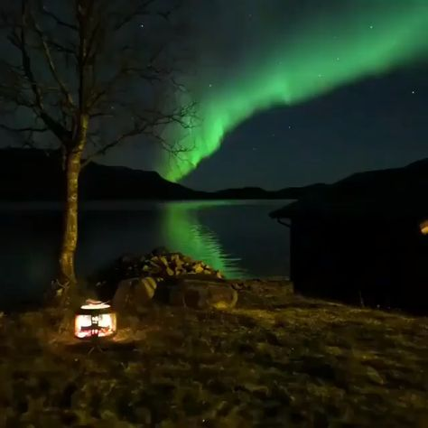 Oh Norway lights when will I get the moment to see you with my own eyes ❤️