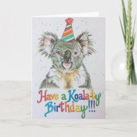 Happy Birthday Bondi Beach Sydney Australia Card Zazzle Com Cards Birthday Cards Birthday