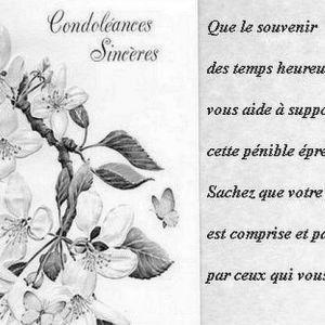 carte de condoleances simple a imprimer gratuitement Carte gratuite de condoleance a imprimer | Reservation domitys