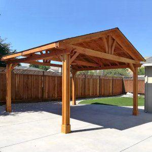 Del Norte Outdoor Kitchen Pavilion Outdoor Kitchen Del Norte Backyard