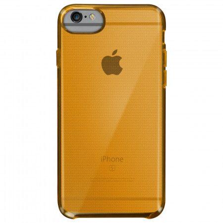 coque iphone 6 apple silicone jaune | Coque iphone 6, Coque iphone ...