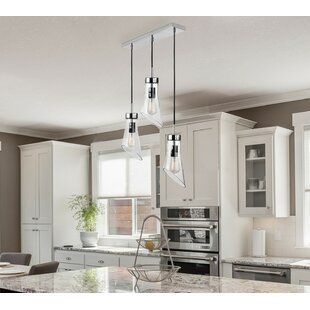 Classic Lighting Montego Bay 4 Light Unique Statement Bowl Pendant Wayfair In 2020 Kitchen Lighting Kitchen Island Pendants Pendant Lighting