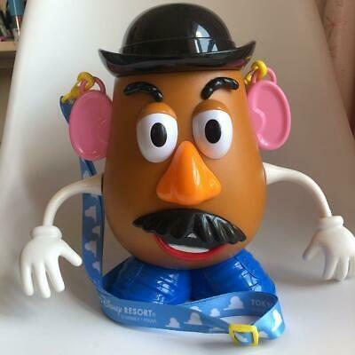 Potato Head popcorn bucket limited JAPAN Tokyo Disneyland Resort Disney Mr