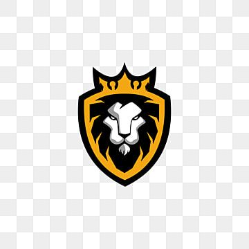 Lion Protector Logo Design Template Lion Head Logo Lion King Logo Elements For Brand Identity Lion King Clipart Logo Icons Brand Icons Png And Vector With Tr In 2021 Lion Head