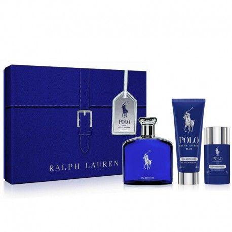Perfume Para Hombre En Estuche De Regalo Ralph Lauren Polo Blue