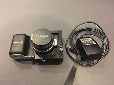 Blackmagic Pocket Cinema Camera w/ Panasonic 14mm Lens & Small Rig Cage