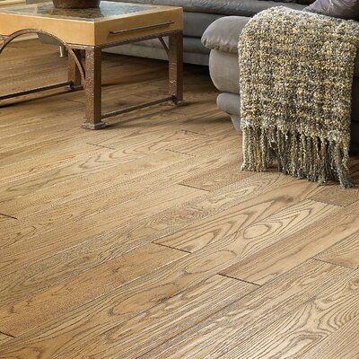Shaw Floors Inglewood Oak 1 2 Thick X 5 Wide Solid Hardwood Flooring Finish Sorrel In 2020 Hardwood Floors Oak Hardwood Flooring Hardwood