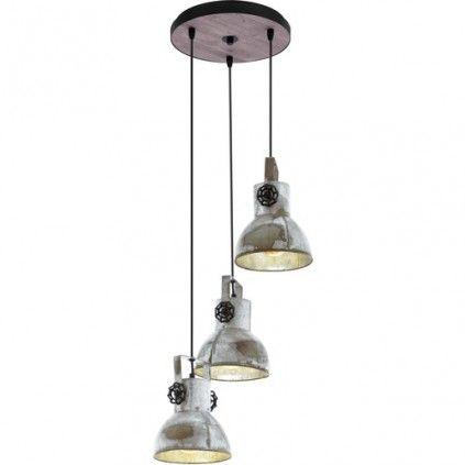 Https Www Lampen Line De Vintage Pendelleuchte Barnstaple Eglo 49647 Htm Hangeleuchte Stehlampe Vintage Pendelleuchte