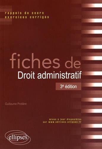 Telecharger Fiches De Droit Administratif Livre Pdf Format Releasedate Livres En Ligne Pdf Fiches De Dro Droit Administratif Fiches Administration Publique