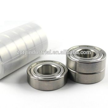 High Precision Stainless Steel Deep Groove Ball Bearings 6205 6205z 25x52x15mm Stainless Steel Stainless Steel