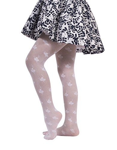 NEW WOMENS LADIES SHEER PATTERN TIGHTS PANTYHOSE FANCY PARTY ONE SIZE 8 TO 12