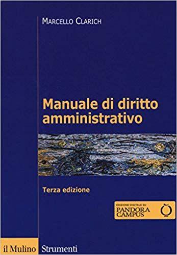 Download Manuale Di Diritto Amministrativo Con Ebook Pdf Gratis Ita Libri Manuale Leggende