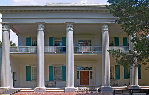 The Hermitage Nashville (TN) July 2011