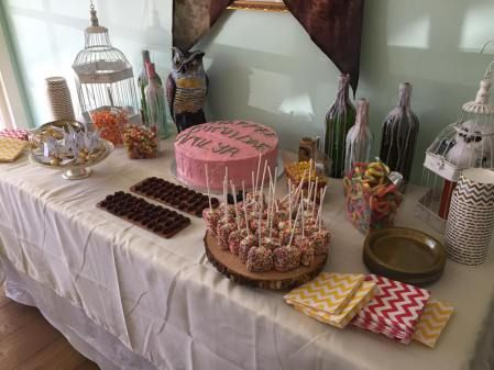 17 Harry Potter Diy Party Ideas That Are Basically Magic Katie Rosario Harry Potter Diy Harry Potter Theme Party Harry Potter Birthday