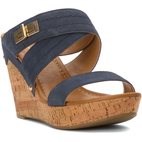 447cf0cda Tommy Hilfiger Women s Mili Sandals (411253301) ( 31) ❤ liked on Polyvore  featuring