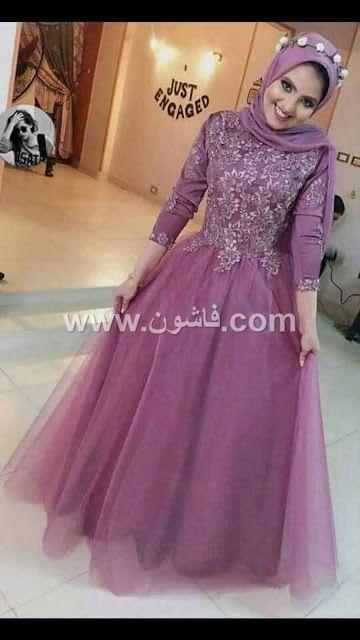 بدل من التأجير والشراء افكار فساتين سواريه مميزة للتفصيل Soiree Dress Hijab Dress Party Hijabi Gowns