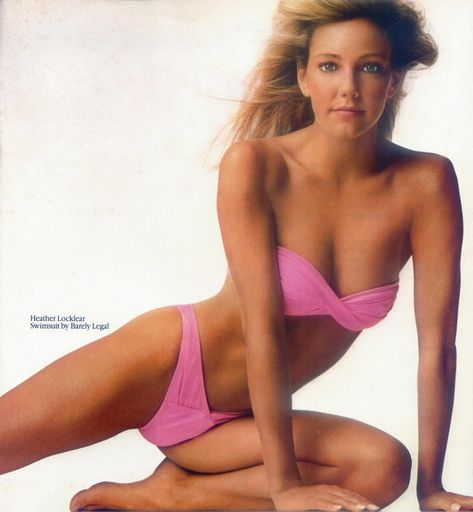 Heather Locklear A Gorgeous Actress With Troubling Issues