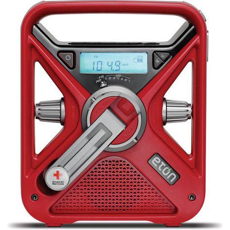 Eton FRX3+ Weather Radio