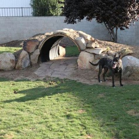 Easy Diy Dog Playground Ideas In Your Backyard Home Design And Interior In 2020 Dog Playground Goat Playground Outdoor Dog