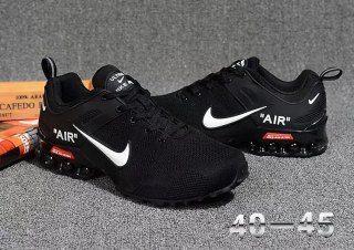 966ddfc3b8b Mens Nike Air Shox Ultra 2019 Black White Footwear