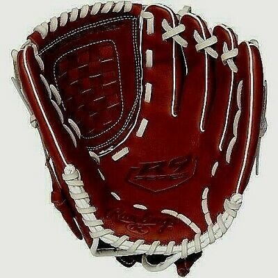 Rawlings R9 Series 12 Fastpitch Softball Glove Basket Web Pull Strap Left Hand In 2020 Fastpitch Softball Gloves Softball Gloves Fastpitch