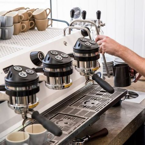 We compare machines from La Marzocco, Sanremo, Wega, Victoria Arduino and more. Find out which is the best commercial espresso machine for cafes in Australia?