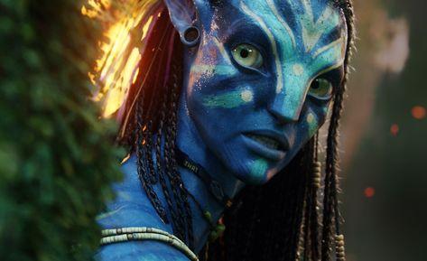 HD wallpaper: Neytiri   Avatar Movie 1, Avatar Neytiri, Movies, portrait, headshot
