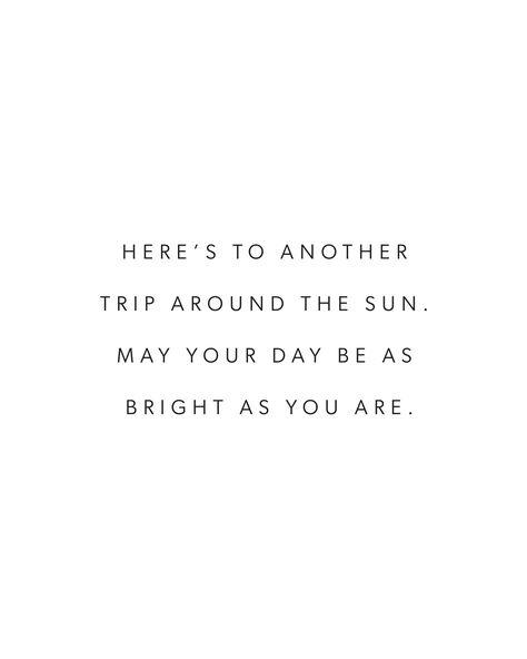 Another Trip Around The Sun Birthday Card