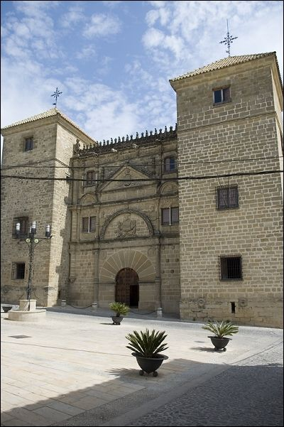 Casa De Las Torres Ubeda Casa Torres Arquitectura Barroca Andalucía