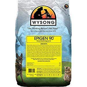 Wysong Epigen 90 Canine Feline Dry Diet Dog Cat Food 5 Pound