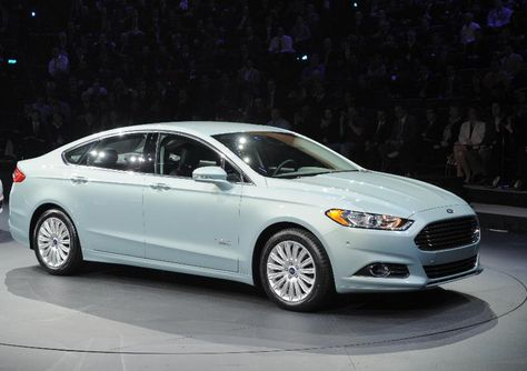 Best Deals On Used Evs And Hybrids Ford Fusion Energi This Is