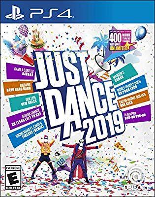 Ubisoft Christmas 2019 Amazon.com: Just Dance 2019   PlayStation 4 Standard Edition