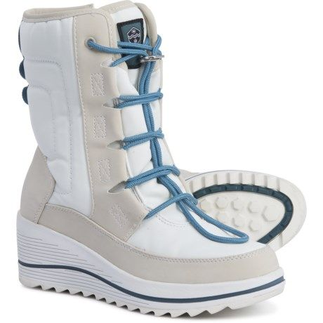Khombu Whitecap Snow Boots - Waterproof