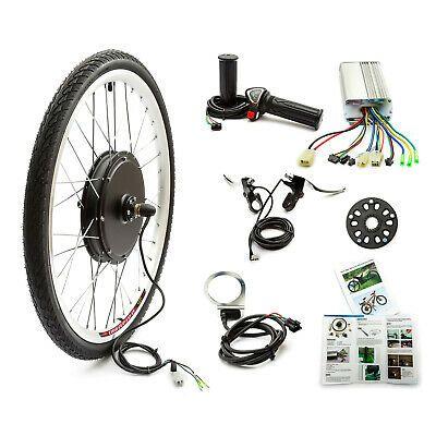 Sponsored Ebay Elektrisch E Bicycle Front Wheel Conversion Kit