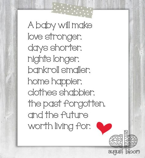 poems for baby