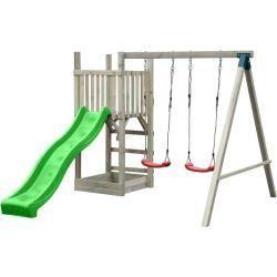 Garten Julian Mit Reduzierte Rutsche Schaukel Tchibo Gartenmobel Garten Julian Mit Reduzierte Playground Design Playground Landscaping Garden Swing