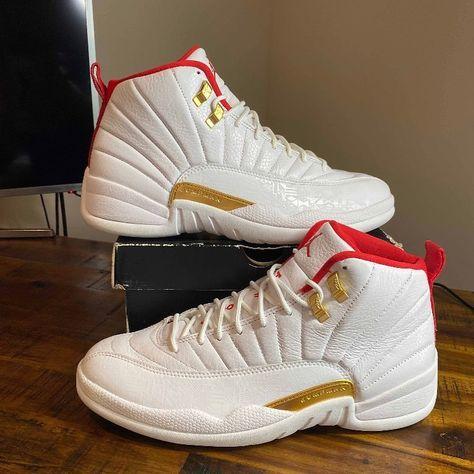 "Jordan Retro 12 ""FIBA"" - Price $275 negotiable  #jordan1 #jordans #jordan #jordan2 #jordan3 #jordan4 #jordan5 #jordan6 #jordan7 #jordan11 #nikeshoes #nikeshoes #yeezy #yeezy350 #yeezy700 #yeezyboost #yeezy380 #yeezy500 #adidas #adidasshoes #adidasoriginal #sneakerhead #sneakers #sneakerheads #sneakersaddict #sneaker #sneakeraddict #sneakersforsale #igsneakercommunity"