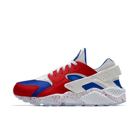 92b7f1e6404b The Nike Air Huarache By You Custom Shoe in 2019
