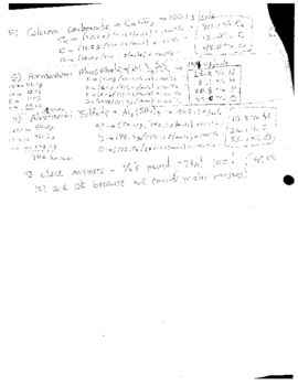 Percent Composition practice worksheet answer key by MJ TpT ...