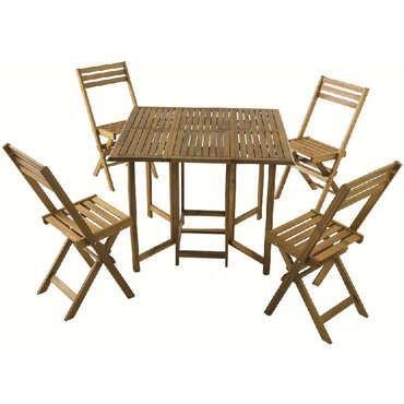Conforama Toledo Table Pliable 4 Chaises 179 99 Code Article 673387 Mobilier De Salon Table Et Chaises Table Pliable