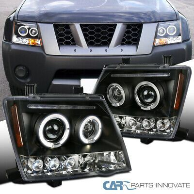 2005 2012 Nissan Xterra Models Only Specdtuning Demo Video X3a 2005 2012 Nissan Xterra Led Halo Projector Headligh Projector Headlights Nissan Nissan Xterra