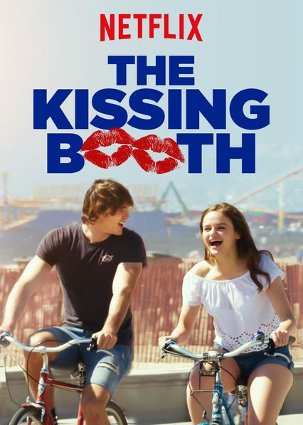 Check Out The Kissing Booth On Netflix Kissing Booth Netflix