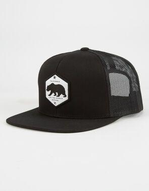 Billiabong Cali Bear Crew Girls Sweatshirt Grcmb 386610568 In 2021 Mens Trucker Hat Hats For Men Trucker Hat