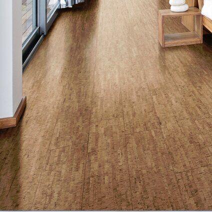 Cork Essence 1 2 Thick X 5 1 2 Wide Tile Flooring In 2020 Cork Flooring Flooring Hardwood Floors