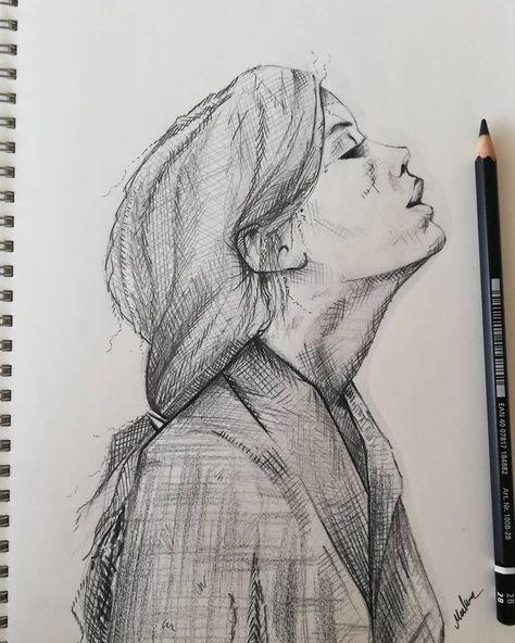 Asiri Serbest Calisma In 2020 Sketches Art Male Sketch